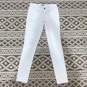 White Skinny jeans - size 3